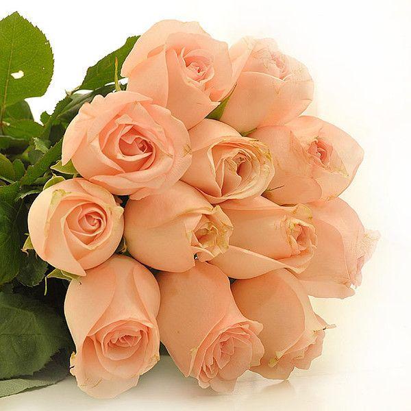 Букети нареченої з персиковими квітами - як доповнити ними образ нареченої?