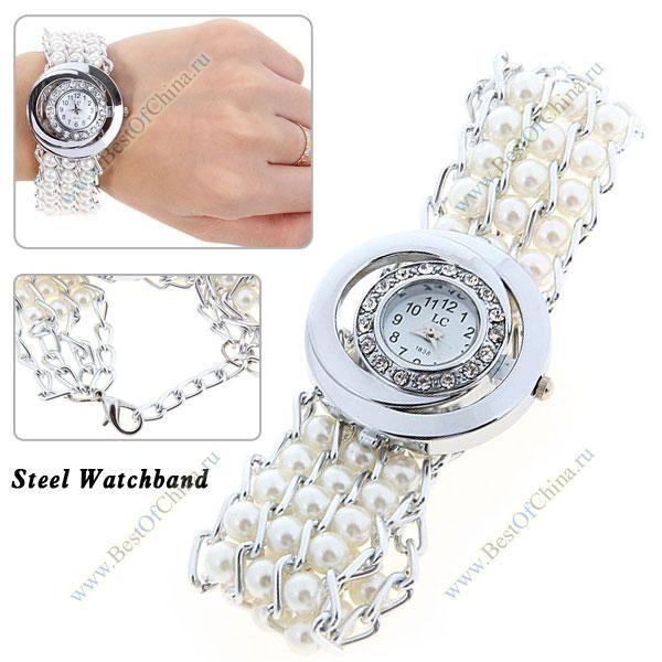 Годинники наручні жіночі білі - як елемент стилю