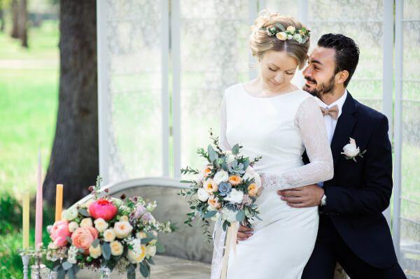 Кольори весілля навесні: модні тенденції і ідеї