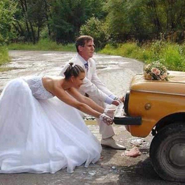 Жартівлива весілля - як провести таке заходи, які у нього особливості?
