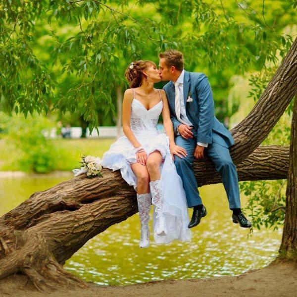 Ідеї для весілля влітку: цікаві думки як її зробити, щоб вона стала незабутньою