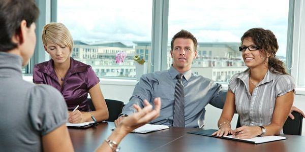 Як вести себе на співбесіді: поради здобувачам