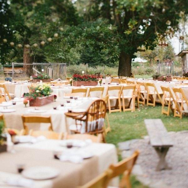 Як вибрати місце для весілля: загальні рекомендації