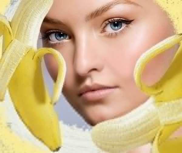 Маски для обличчя з банана - ефективний засіб для здоров`я шкіри і вашої краси