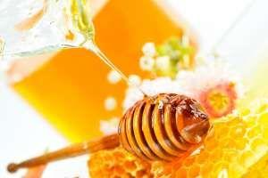 Маска для обличчя з меду-3