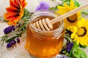 маска з меду
