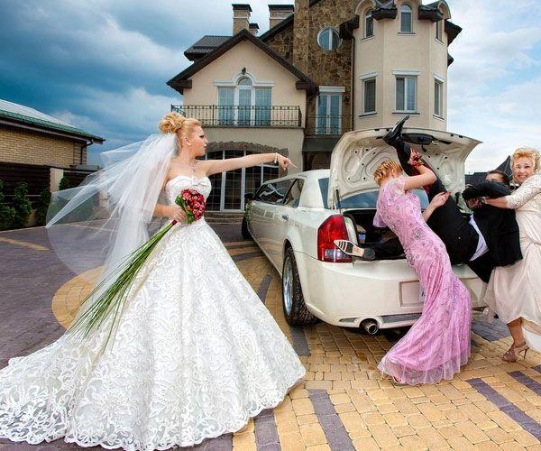 Незвичайні ідеї весілля: приклади, фото і поради