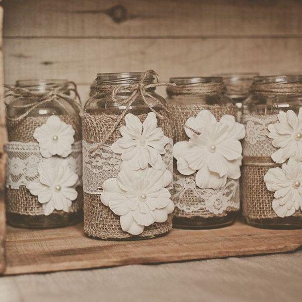 Оформлення весілля в стилі рустик - оригінально і ніжно