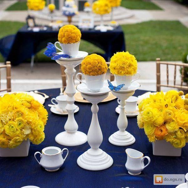 Оформлення весілля квітами: живими і штучними