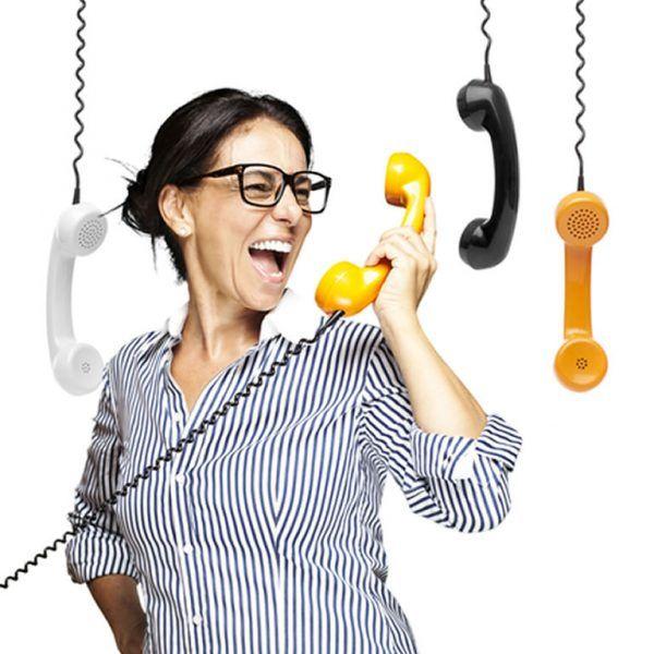 Правила ділового спілкування по телефону: секрети професійного успіху