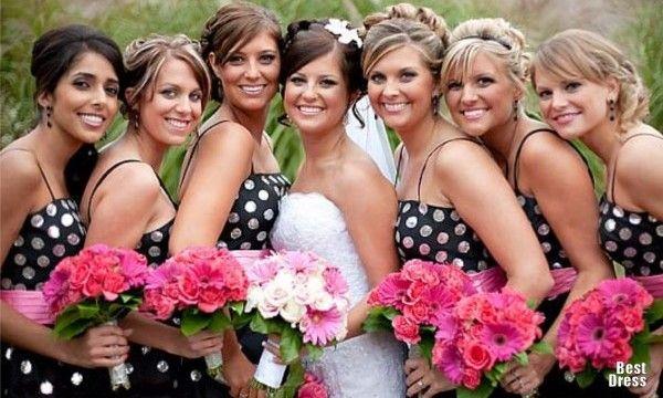 Зачіска на весілля подружки нареченої: прості поради