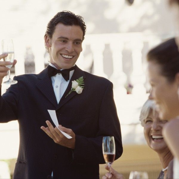 Мова на весіллі для батьків в прозі: поради та ідеї