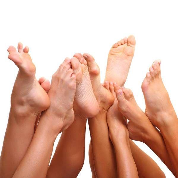 Засоби для лікування грибка нігтів на ногах - швидка допомога