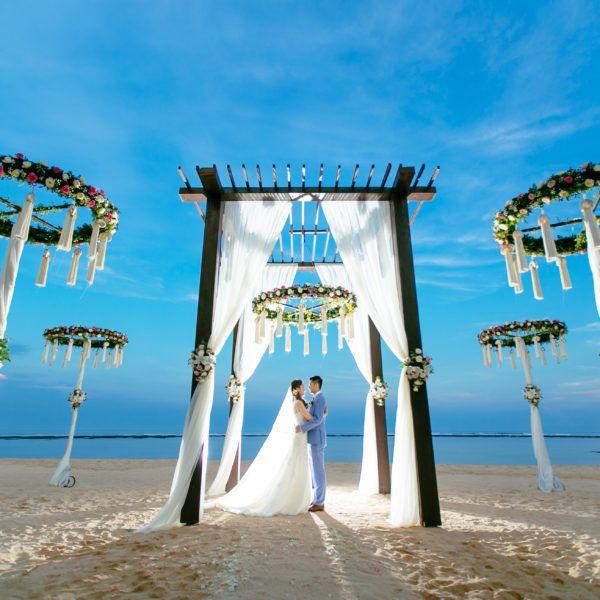 Весілля на Балі: кращі місця для свята