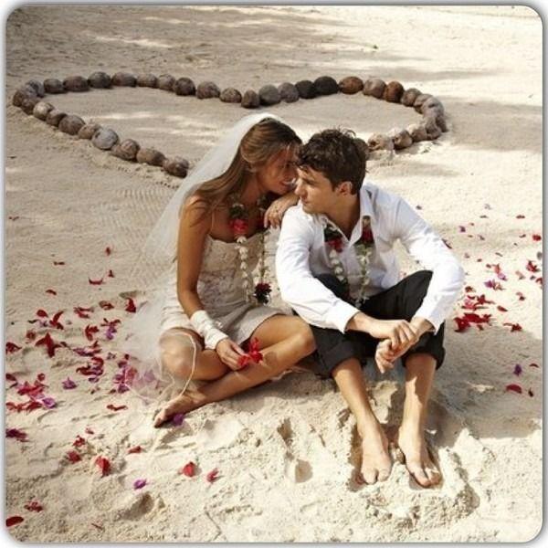 Весілля на Таїті - острів кохання для реєстрації шлюбу і медового місяця