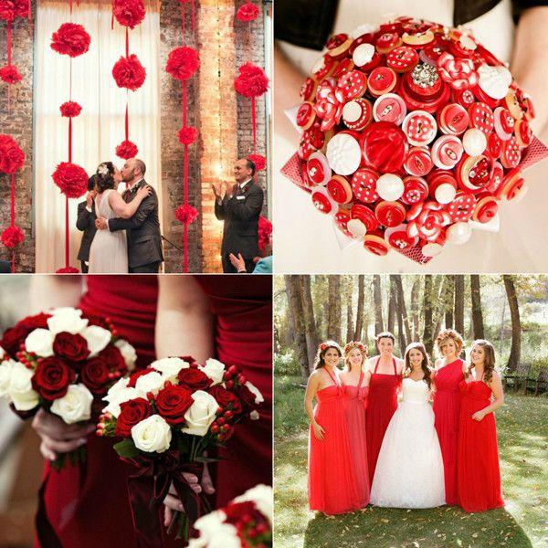 Весілля в кольорі фієста: ідеї для декорування