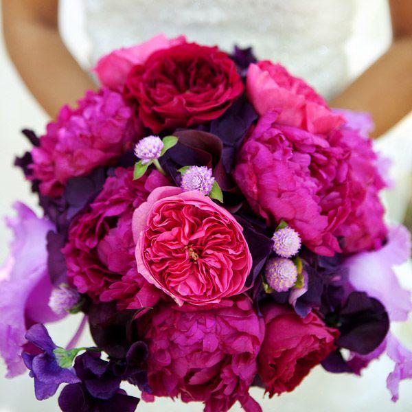 Весілля в кольорі фуксії - визначна подія в житті в яскравому кольорі