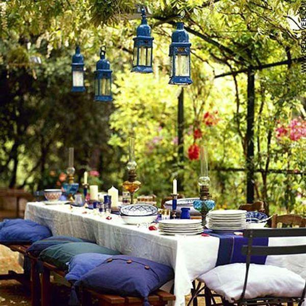 Весілля в сільському стилі влітку - оригінальні та актуальні рішення