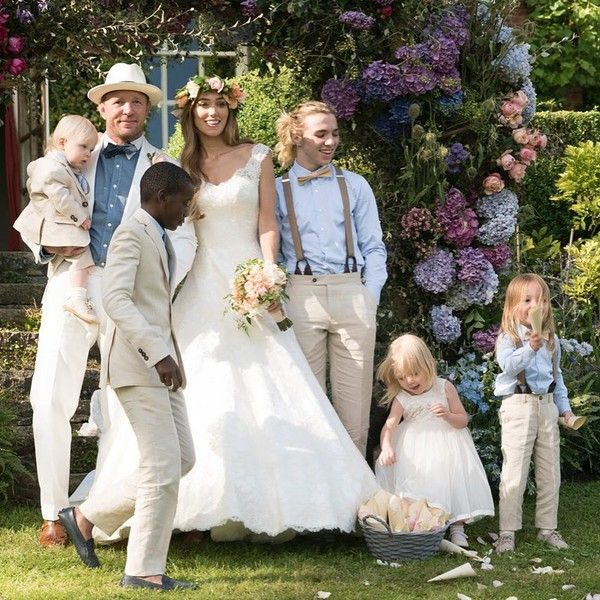 Весілля в домашніх умовах, урочиста організація