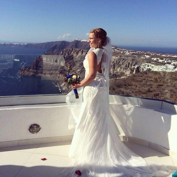 Весілля в Греції - ідеальне одруження в райському місці