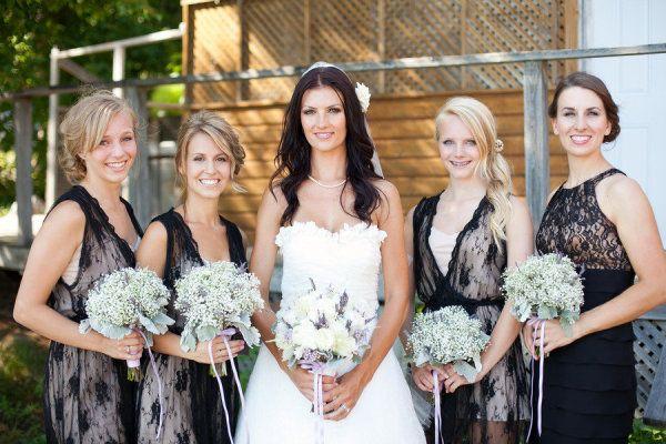 Весілля в мереживній стилі: організація і всі тонкощі оформлення
