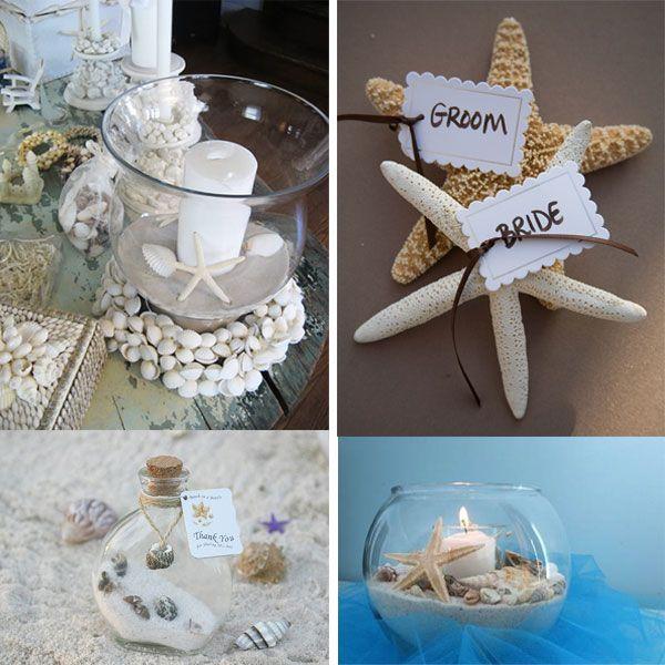 Весілля в морському стилі: правила оформлення і фото