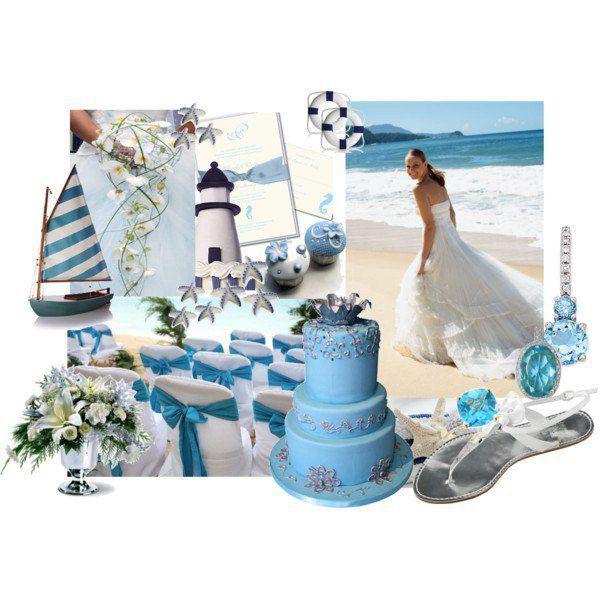 Весілля в морському стилі: сценарій і особливості стилю
