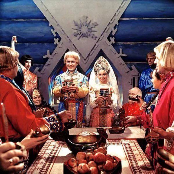 Весілля в народному стилі: національні традиції та колорит