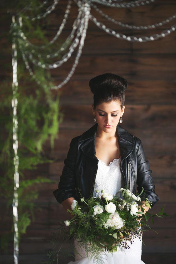 Весілля в рок-стилі - дика і неприборкана церемонія