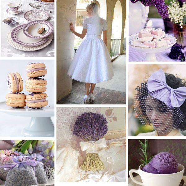 Весілля в стилі прованс: романтика і природа