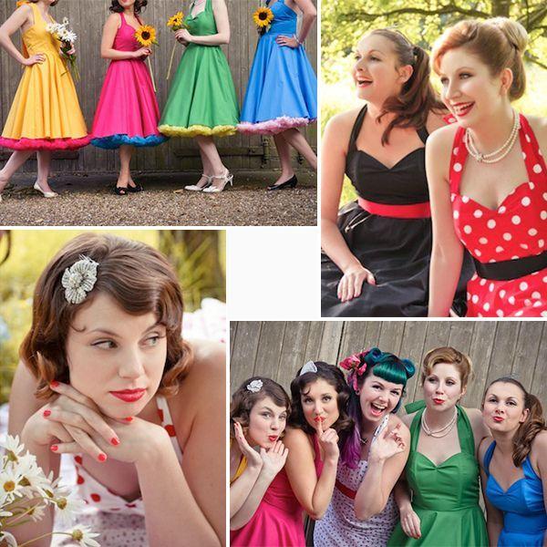 Весілля в стилі стиляги - сценарій торжества і особливості