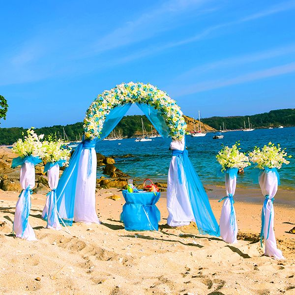 Весілля в Таїланді: незвичайний варіант для свята закоханих