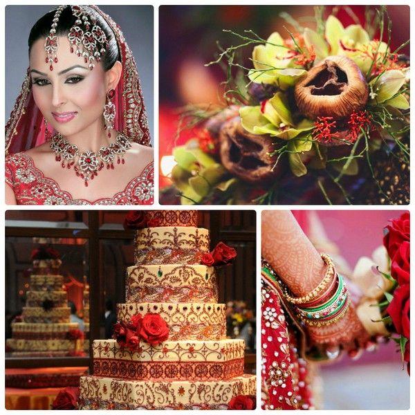 Весілля в східному стилі - казка наяву