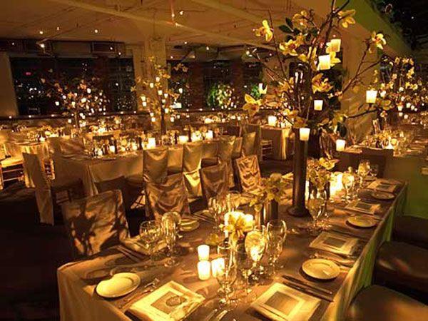 Весілля в золотом оформленні: самі трендові поєднання кольорів для організації