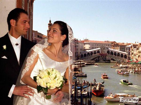 Весільна церемонія в Венеції - втілення мрії