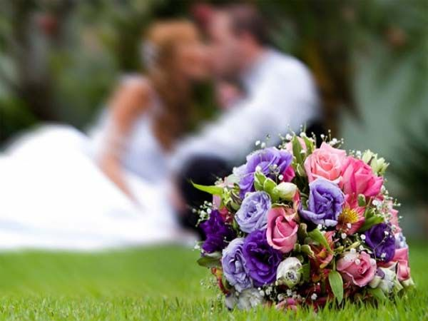 Весільна флористика: основні принципи складання букетів