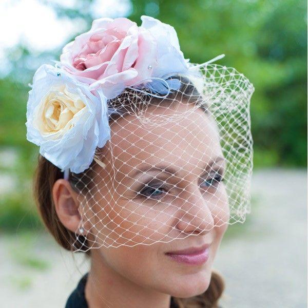 Весільна вуалетці: як вибрати, приклади та поради