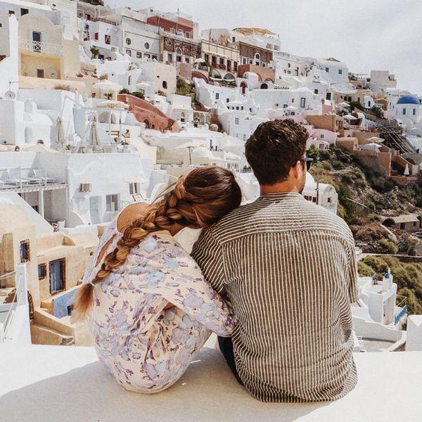 Весільна подорож до Греції вибирають справжні романтики