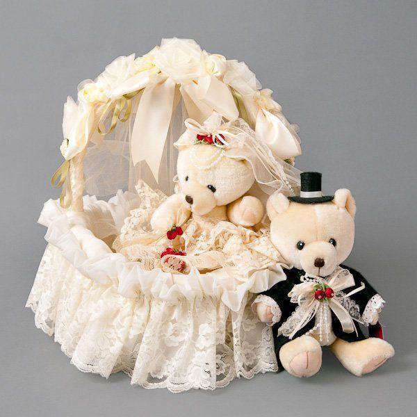 Весільні кошики своїми руками - як створити прекрасний весільний аксесуар?