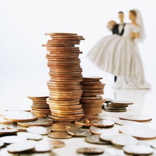 Весільний бюджет: особливості розрахунків і планів