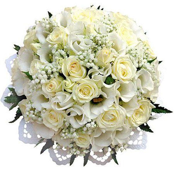 Весільний букет своїми руками - втілення вашої мрії