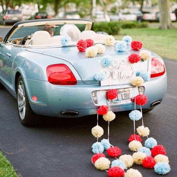 Весільний кортеж: що він з себе представляє, як прикрасити і провести дійство