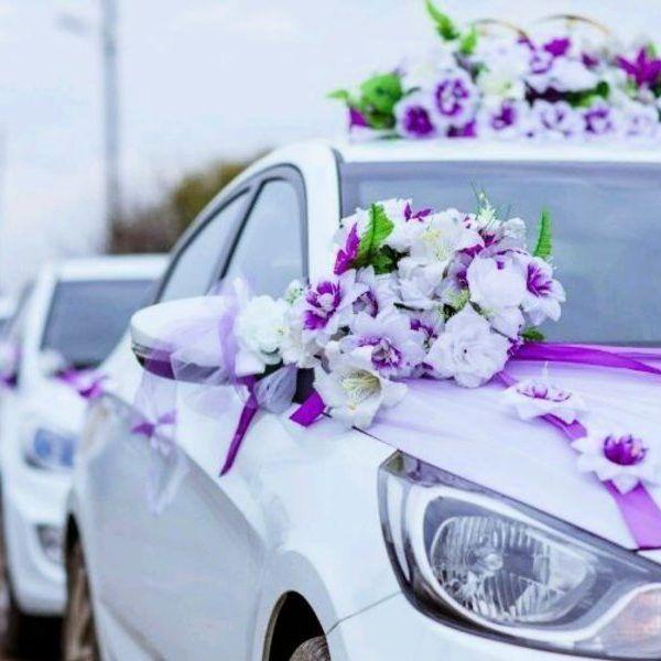 Весільний кортеж: кращі ідеї і практичні поради