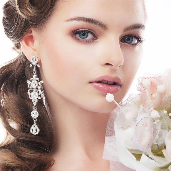 Весільний макіяж 2017: тенденції з фото останніх пропозицій світових візажистів