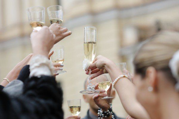 Тости на весілля від свідка: ідеї, поради та приклади