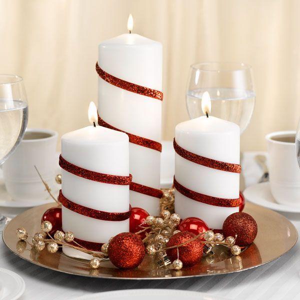 Прикраса весілля свічками - втілення ніжності