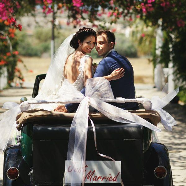 Прикраса весільного кортежу - сучасне, модне, креативне