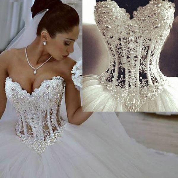 Прикраси до весільної сукні: нюанси при виборі і поради