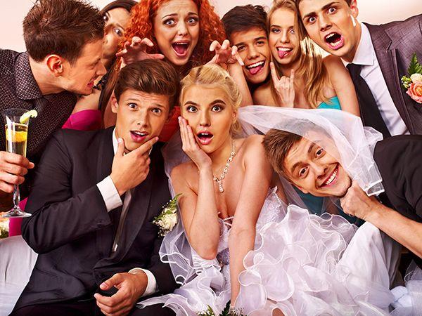 Питання на весілля гостям про молодят: ідеї та поради